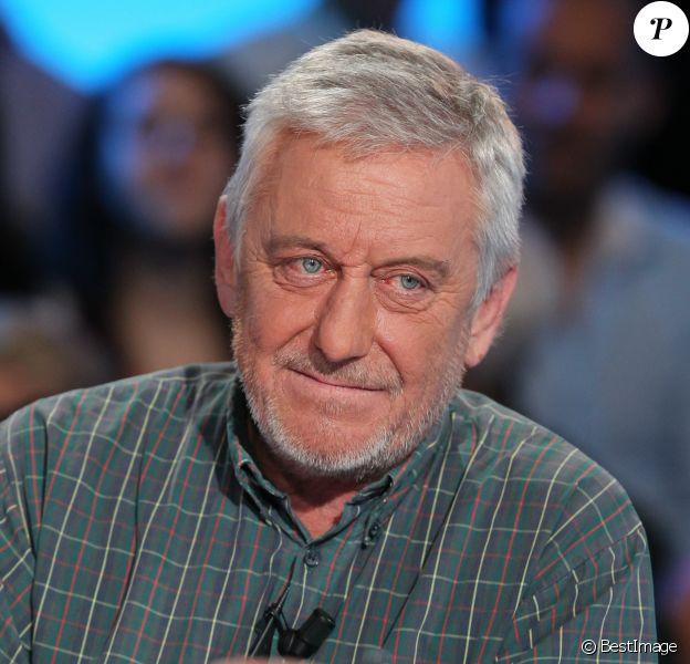 """Patrick Poivey dans l'émission """"Vendredi sur un plateau"""" en 2011."""