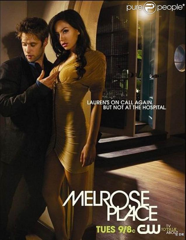 Des images de la nouvelle version de  Melrose Place ... ça s'annonce chaud !