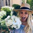 Britney Spears sur Instagram. Le 5 mai 2020.