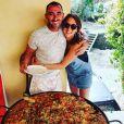 Steeve (Koh-Lanta) et sa compagne Virginie se lancent dans la cuisine niçoise - Instagram