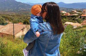 Alizée maman : Maggy a déjà 7 mois, nouvelle splendide photo