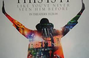 Michael Jackson : découvrez l'affiche du film