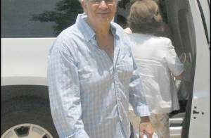 Placido Domingo : le roi de l'art lyrique... est un papy détendu à Acapulco !