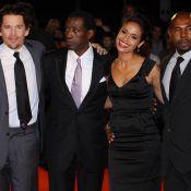 Ethan Hawke et Wesley Snipes avec leurs ravissantes femmes... les gros bras débarquent à Venise !