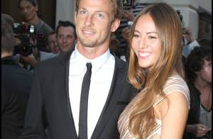 Jenson Button et Jessica, Tamara Ecclestone et Robert, Jamie et Louise Redknapp : des couples remarquables !