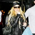 Lindsay Lohan en plein shopping à New York