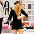 """Lindsay Lohan en plein shopping à New York"""