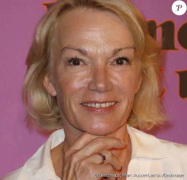 """Brigitte Lahaie - Avant-Première du film """"L'amour est une fête"""" au Max Linder à Paris le 17 Septembre 2018. ©Marc Ausset-Lacroix/Bestimage"""