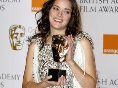 VIdéo de Marion Cotillard aux BAFTA : trop émue pour embrasser Guillaume Canet...