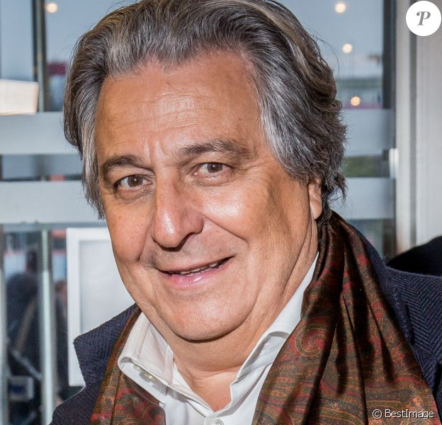 """Christian Clavier à la première de """"Monsieur Claude 2"""" au Kino International à Berlin le 2 avril 2019. 02/04/2019 - Berlin"""