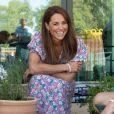 Catherine Kate Middleton, duchesse de Cambridge visite un hopital pour enfants à Norwich le 27 juin 2020.