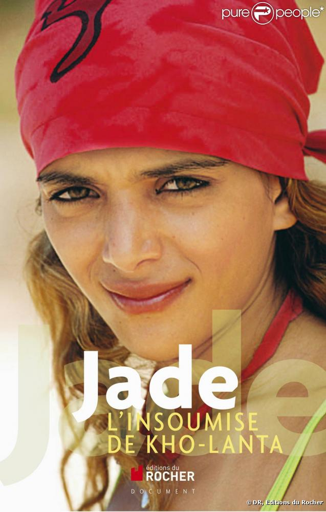 """La couverture du livre de Jade """"L'insoumise de Koh Lanta """" aux Editions du Rocher"""