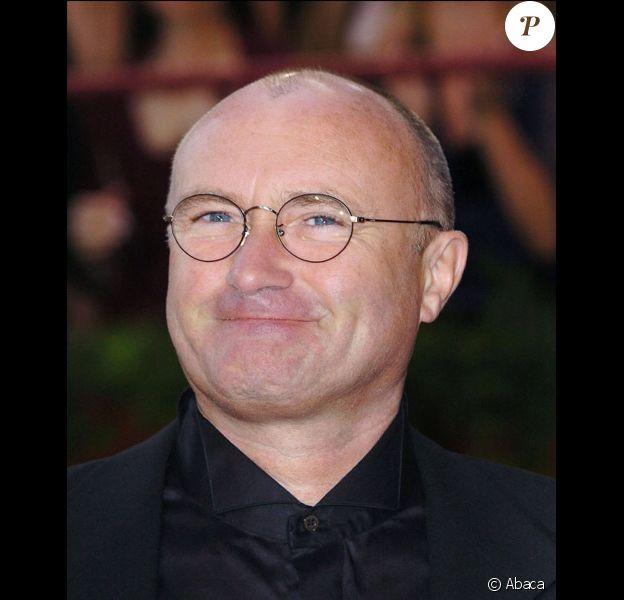 Phil Collins en février 2004