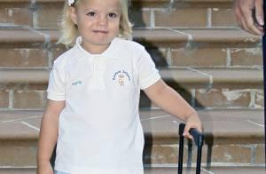 Letizia et Felipe d'Espagne : premier jour de classe pour la petite Sofia !