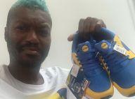 Djibril Cissé fait des jaloux avec ses nouvelles baskets Lidl