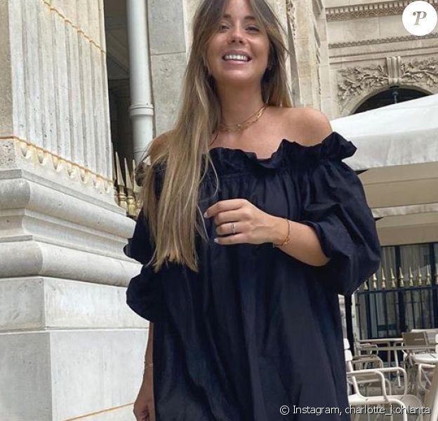 """Charlotte de """"Koh-Lanta"""" souriante sur Instagram, le 5 juillet 2020"""