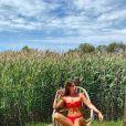 """Charlotte de """"Koh-Lanta"""" en bikini, sur Instagram, le 10 juin 2020"""