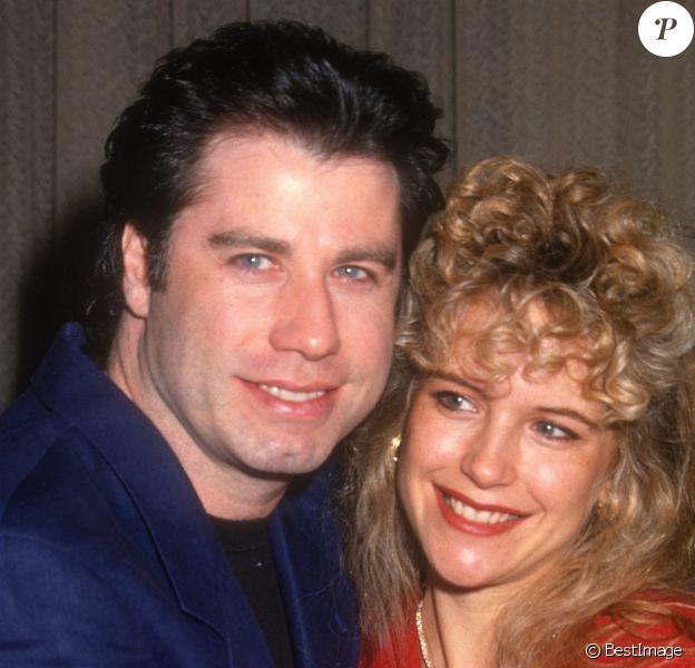 Archives - Kelly Preston et John Travolta.