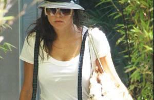 Fergie : elle a une petite mine... et bien besoin de vacances !