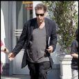 Al Pacino se balade avec ses jumeaux Anton James et Olivia Rose à Beverly Hills