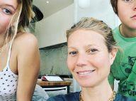 """Gwyneth Paltrow : Nouveau selfie mère-fille, Apple est sa """"jumelle"""""""