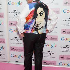 """Mitch Winehouse - Arrivée des people à la soirée """"Amy Winehouse Foundation Ball"""" à Londres, le 18 novembre 2014."""