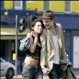 Amy Winehouse et Blake Fielder-Civil à Londres en 2007.