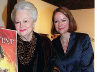 Olivia de Havilland : Sa fille Gisèle Galante devait épouser Johnny Hallyday
