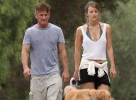 Sean Penn remarié: mariage en catimini avec sa jeune chérie Leila George, 28 ans