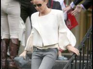 Stella McCartney : Même quand elle accompagne son fils à l'école... c'est une vraie bête de mode !