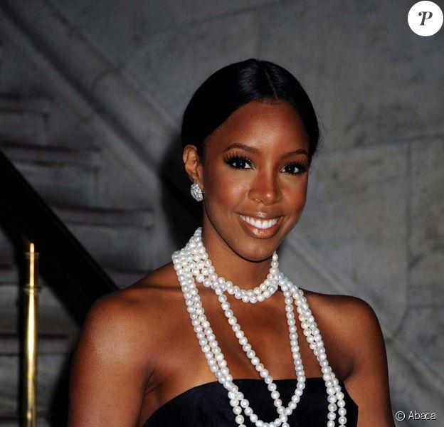Kelly Rowland au défilé Jill Stuart à New York le 14 septembre 2009