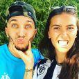 """Mathilde et Bastien, aventuriers de """"Koh-Lanta Cambodge"""" (TF1), fous amoureux depuis leur participation au jeu."""