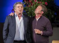Frédéric Bouraly et Lionnel Astier cabotins sur scène à Ramatuelle