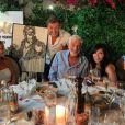 Jean-Paul Belmondo et Carlos Sotto Mayor. Le couple a renoué quarante ans après leur première romance. Photo publiée sur Instagram en 2020.
