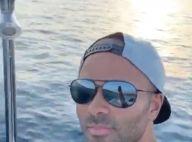"""Tony Parker : """"Good times"""" à Saint-Tropez, après l'annonce de son divorce"""