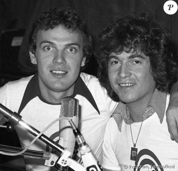 Julien Lepers rend hommage à son ami Alain Delorme, décédé vendredi 7 août 2020 d'une crise cardiaque à l'âge de 70 ans - Instagram, 8 août 2020