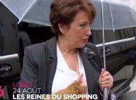 Roselyne Bachelot dans Les Reines du shopping: elle ose une tenue très originale