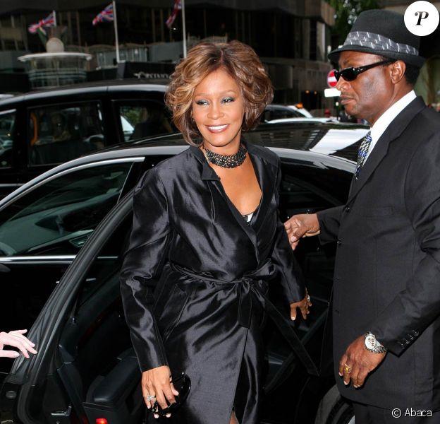 Whitney Houston est de retour est avec un nouvel album.