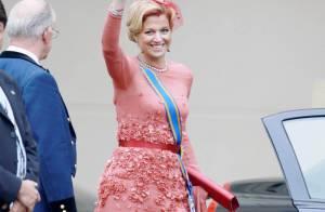 Maxima des Pays-Bas : Une princesse... de contes de fées dans un carrosse digne de Disney !