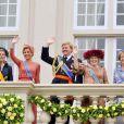 Maxima et Willem-Alexander des Pays-Bas sont rentrés de New York à temps pour la rentrée politique batave...