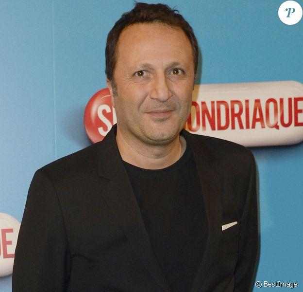 """Arthur (Jacques Essebag) - Avant-première du film """"Supercondriaque"""" au Gaumont Opéra à Paris."""