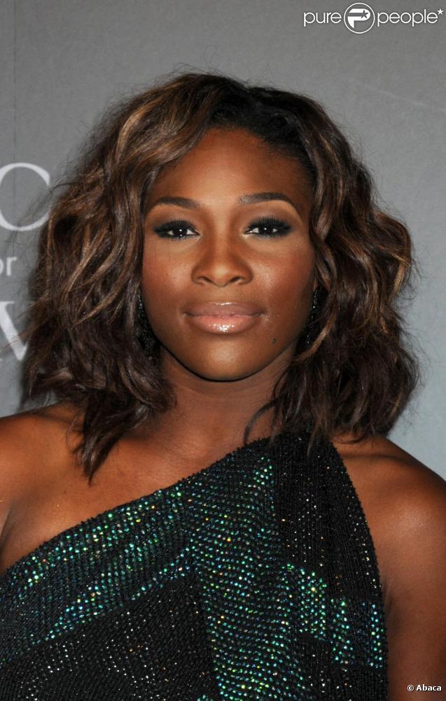 Serena Williams à la soirée Gucci le 17/09/09 à New York