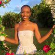 Anaëlle Guimbi éliminée du concours de Miss Guadeloupe - Instagram,