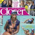Nouvelle couverture du magazine Closer