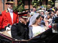 Le prince Harry mal à l'aise dans la calèche de son mariage : la drôle de raison
