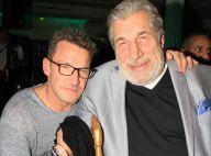 Benjamin Castaldi : Touchante rencontre entre son père Jean-Pierre et son bébé