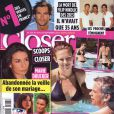 Lorie et Garou en couverture de Closer