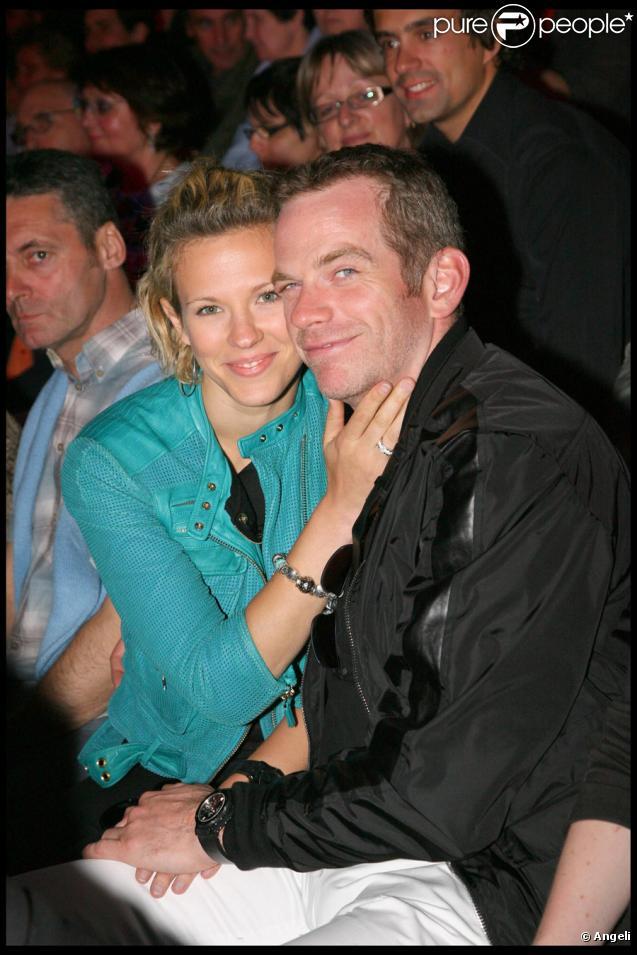 Garou a emmen lorie en italie pour assister au mariage de la m re de sa fille purepeople - Damien thevenot ses parents ...