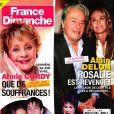 """Aurore Auteuil dans le magazine """"France dimanche"""" du 11 septembre 2020."""
