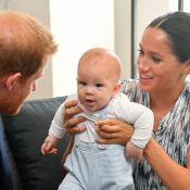 Meghan et Harry : Leur fils Archie s'invite pendant leurs visioconférences
